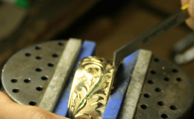 職人の技・感性豊かな「手彫り」の美しさ