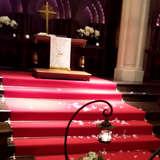 雰囲気のある祭壇