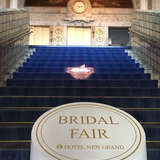 シンボルの大階段での写真撮影が楽しみ