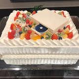 オーダーメイドの生ケーキ