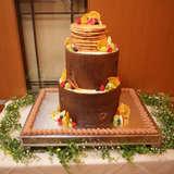 理想のウェディングケーキ
