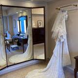 花嫁の準備部屋