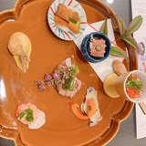 懐石料理の前菜