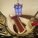 螺旋階段で写真を撮るべき!