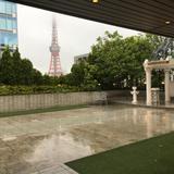 東京タワーの見えるガーデンチャペル
