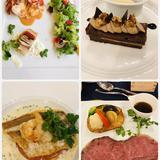 どのお料理もソースが美味しいです。