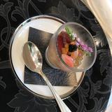 フレンチジャポネの前菜。