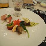 旬を意識した鮮やかな料理が印象的でした