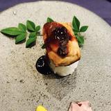 フォアグラ寿司は絶品でした!