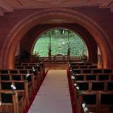 緑の教会 中の雰囲気