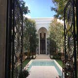 ヴィクトリアハウス、ガーデンプール