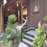 京都らしい風情がある入り口