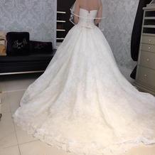ミグリラフィナートのドレス