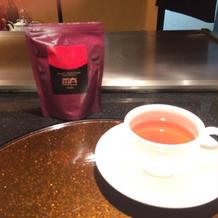 オリジナルの紅茶