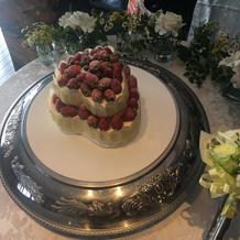 ウエディングケーキ装飾