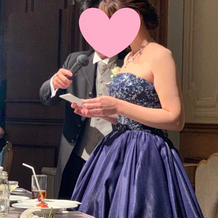 花嫁の手紙は強くすすめられます笑