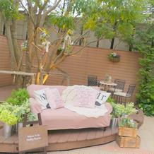 ガーデン ソファー
