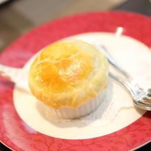 海の幸のパイ包み焼き 香りバター詰め