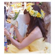お花の冠(持ち込み)