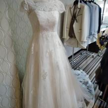 ジュラーレツルヤさんのウェディングドレス