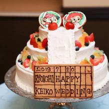 カープケーキ