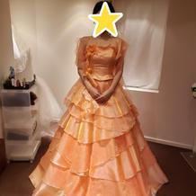 最安値のカラードレス