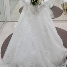 ララシャンスオリジナルのドレス