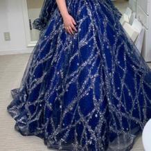 キヨコハタの宇宙ドレス
