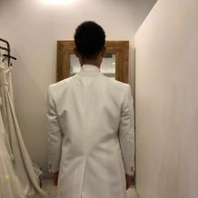 タキシード 白 +22000