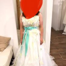 カラードレス +27500