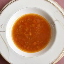 フェアのお料理・スープ