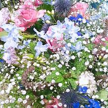 お花がきれいでした