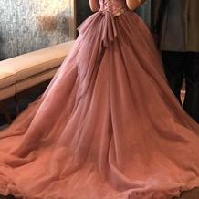 ヒサコタカヤマのカラードレス