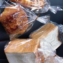 お土産のパンです。