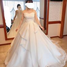 ウェディングドレス2