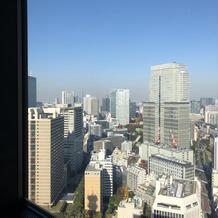 上層階からの景色