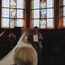 教会式誓い