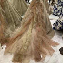 イサムモリタさんのドレスが好みでした