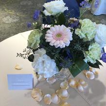 卓上装花(5,500円)