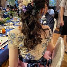 LOVE WEDDINGのヘッドアクセ