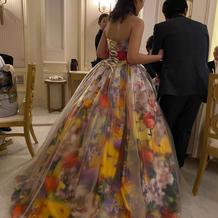 Mika Ninagawa ドレス