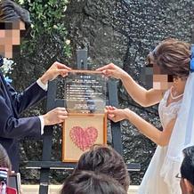 結婚証明書はストリングアート