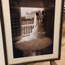 写真室のセットを使って撮影した写真例。