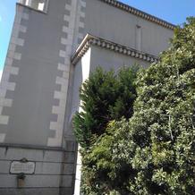 式場の建物の外観