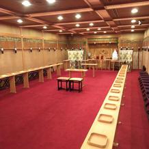 神式の式場