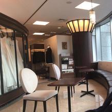 アメッサお衣装室