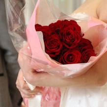 公開プロポーズ
