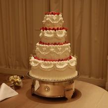ケーキ入刀用(フレッシュケーキ)