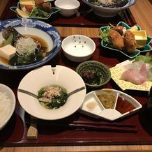 東京説明会での広島料理