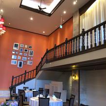 イタリア館 階段